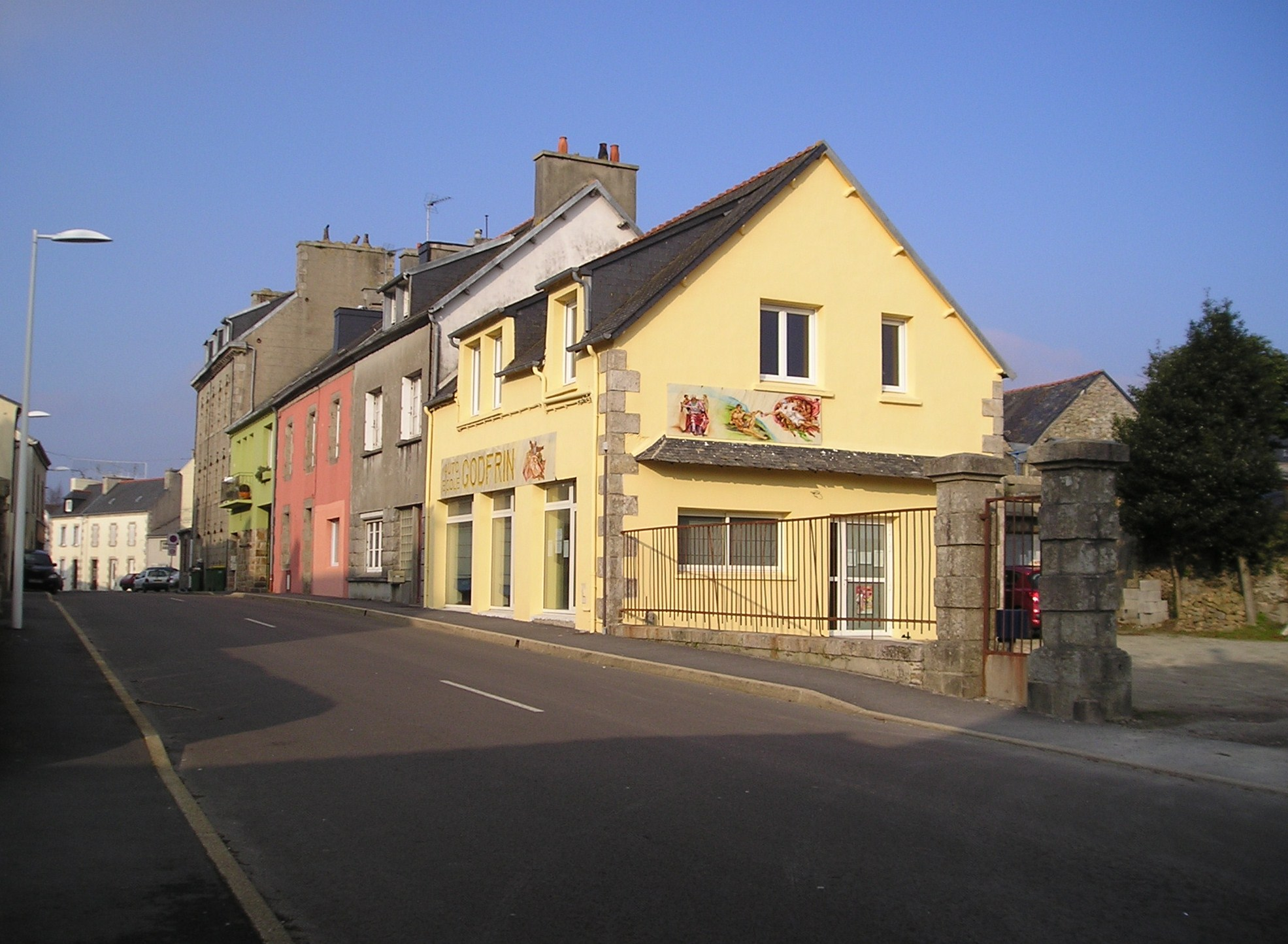 Chambres d hotes en nord finist re bretagne vacances for Chambre d hote finistere